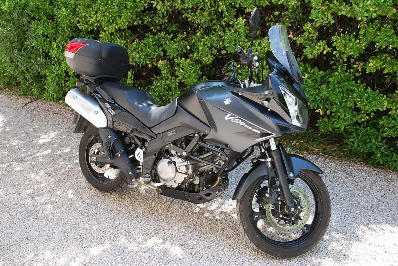 photo de SUZUKI V-STROM 650 occasion de couleur  en vente �  Marseille 15