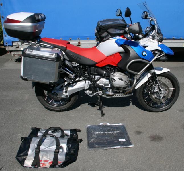 photo de BMW R 1200 1170 occasion de couleur  en vente �  Gujan Mestras