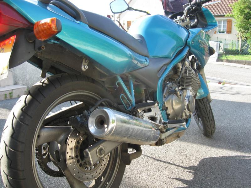 Annonce moto yamaha 600 diversion routi re de 1998 for Peugeot peronne