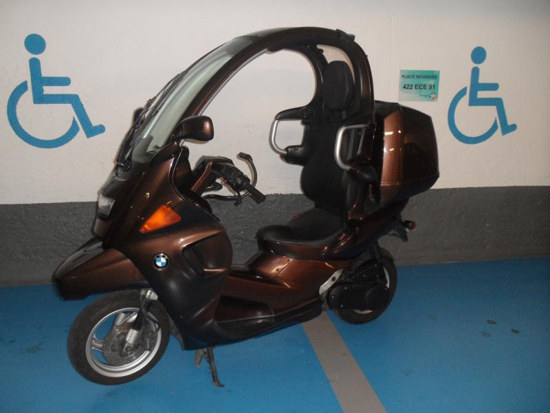 annonce scooter bmw inspiration clubman scooter de 2001 paris n 1223375. Black Bedroom Furniture Sets. Home Design Ideas