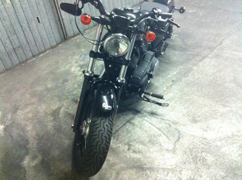annonce moto harley davidson forty eight roadster de 2010 nice n 1297242. Black Bedroom Furniture Sets. Home Design Ideas