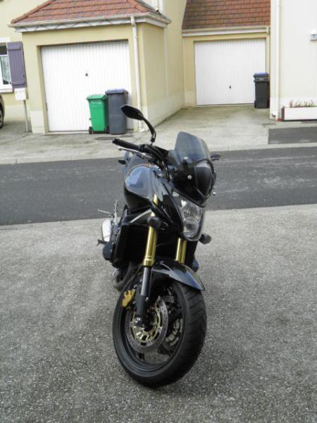 Annonce moto honda cb hornet roadster de 2009 othis n for Garage peugeot 75012