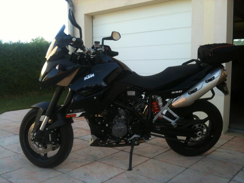 annonce moto ktm abs super motard de 2012 corny sur moselle n 1384519. Black Bedroom Furniture Sets. Home Design Ideas