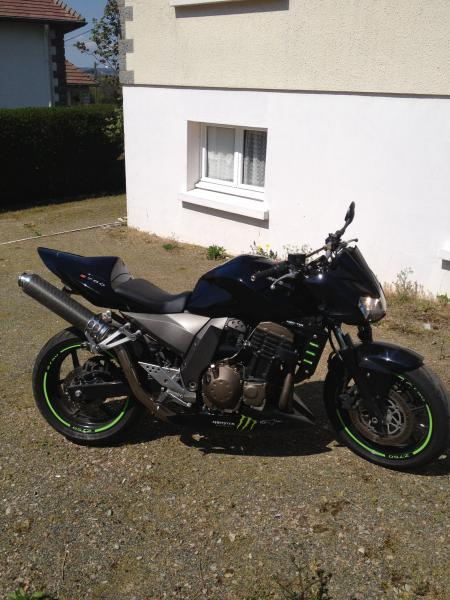 photo de KAWASAKI Z750 750 occasion de couleur  en vente �  Mamers