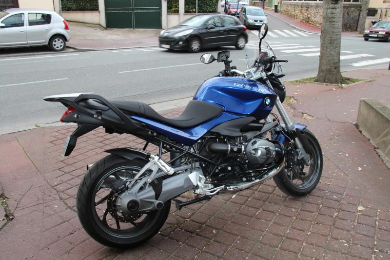 photo de BMW R 1200 1170 occasion de couleur  en vente �  Clamart