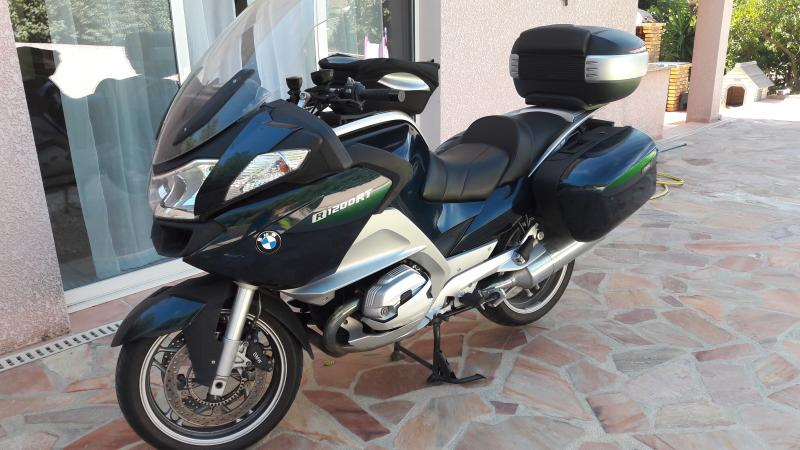 photo de BMW R 1200 1200 occasion de couleur  en vente �  Ajaccio