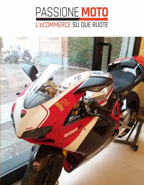 photo de DUCATI 1198 0 occasion de couleur  en vente �  Bologna
