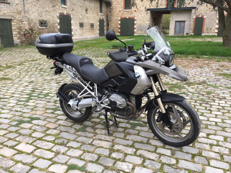 photo de BMW R 1200 1157 occasion de couleur  en vente �  Chailly En Biere